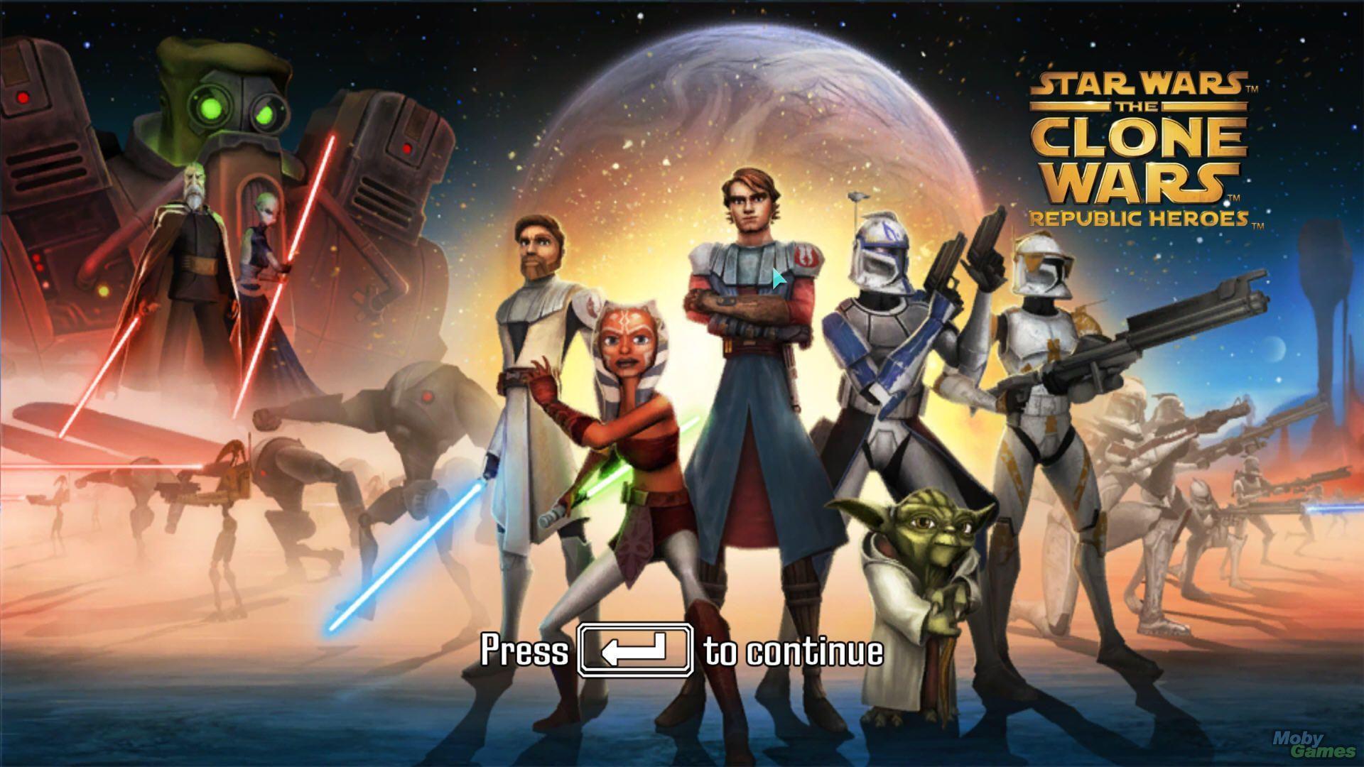 Star Wars Clone Wars Wallpapers 1920x1080