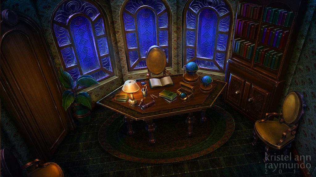 Steampunk Room Wallpaper - WallpaperSafari