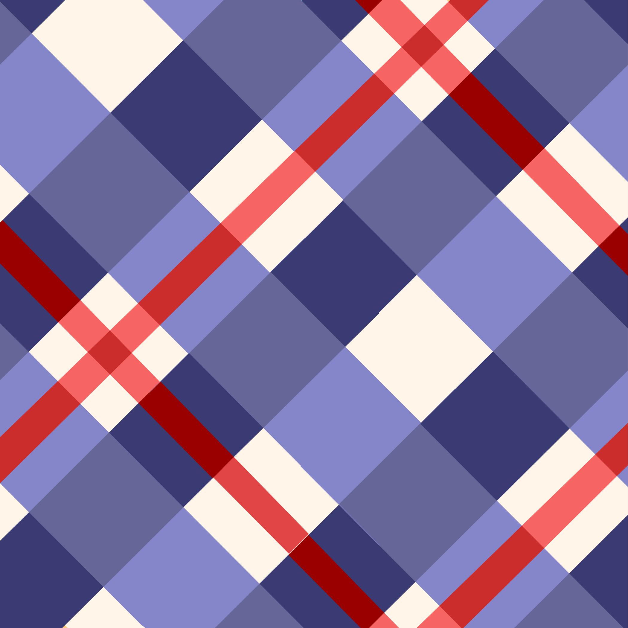 Checkered Wallpaper: Blue And Green Plaid Wallpaper