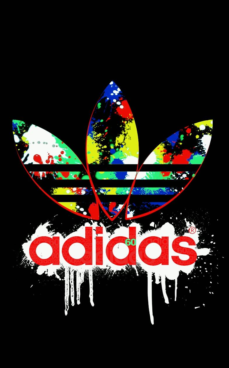 adidas originals logo by sambennett123 customization wallpaper 786x1266