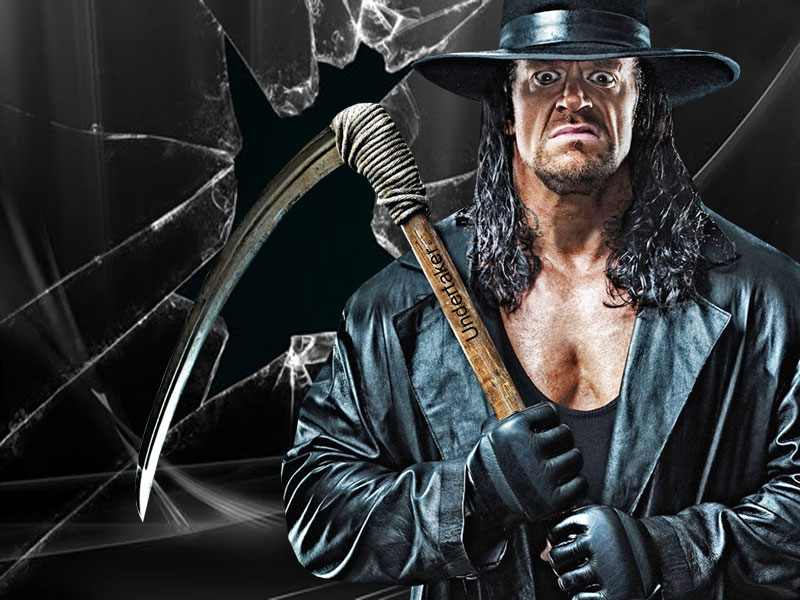 WWE Undertaker Wallpapers Wallpaper HD And Background 800x600