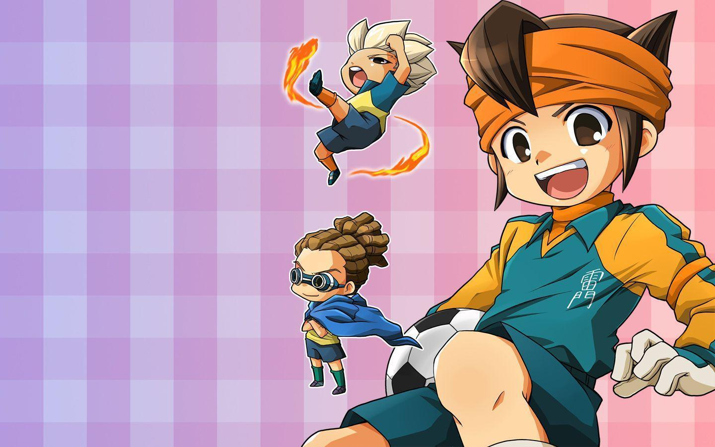 Inazuma Eleven Wallpapers 1440x900