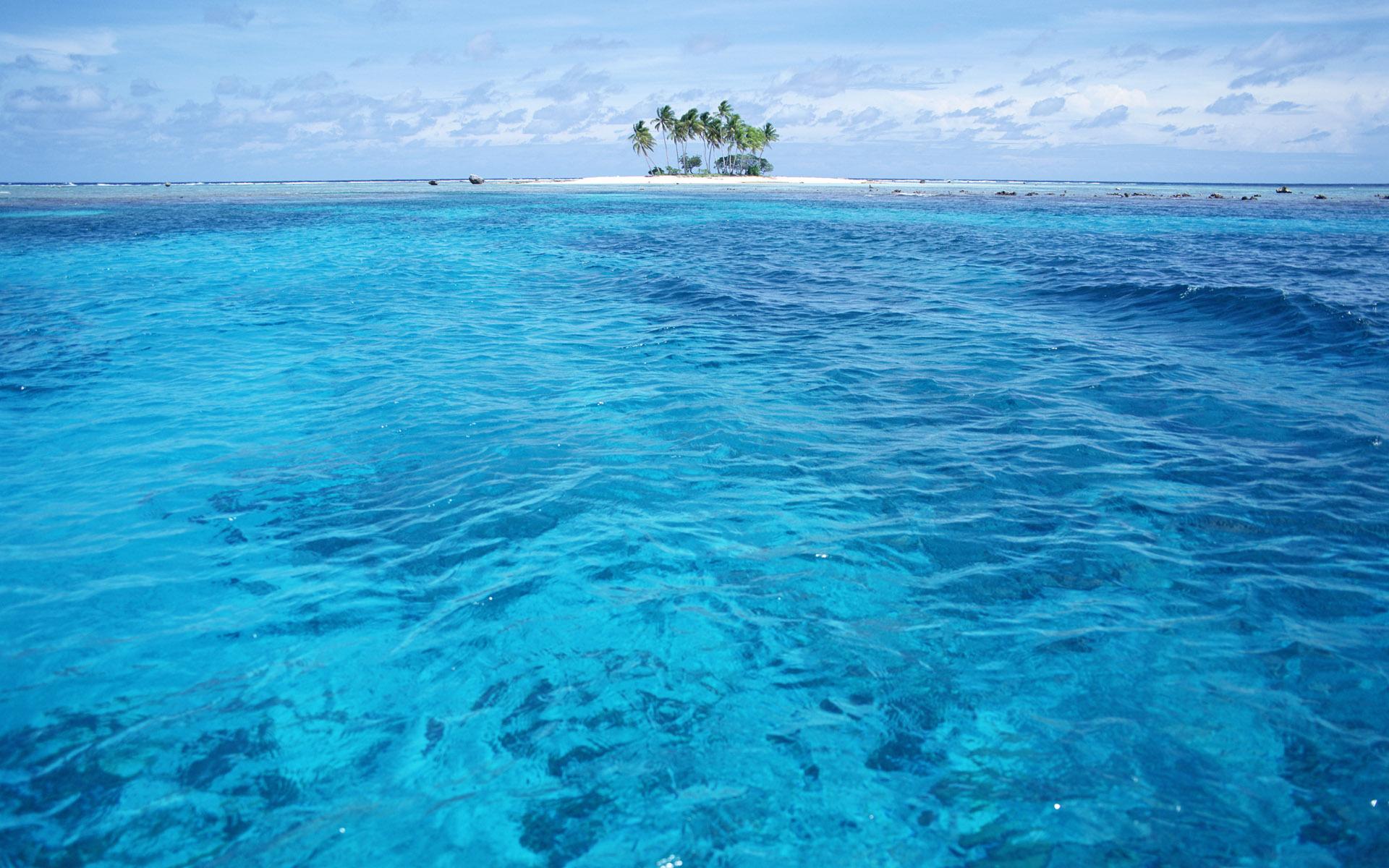 Hawaii Ocean Blue Water Beaches HD Wallpaper for Desktop 1920x1200