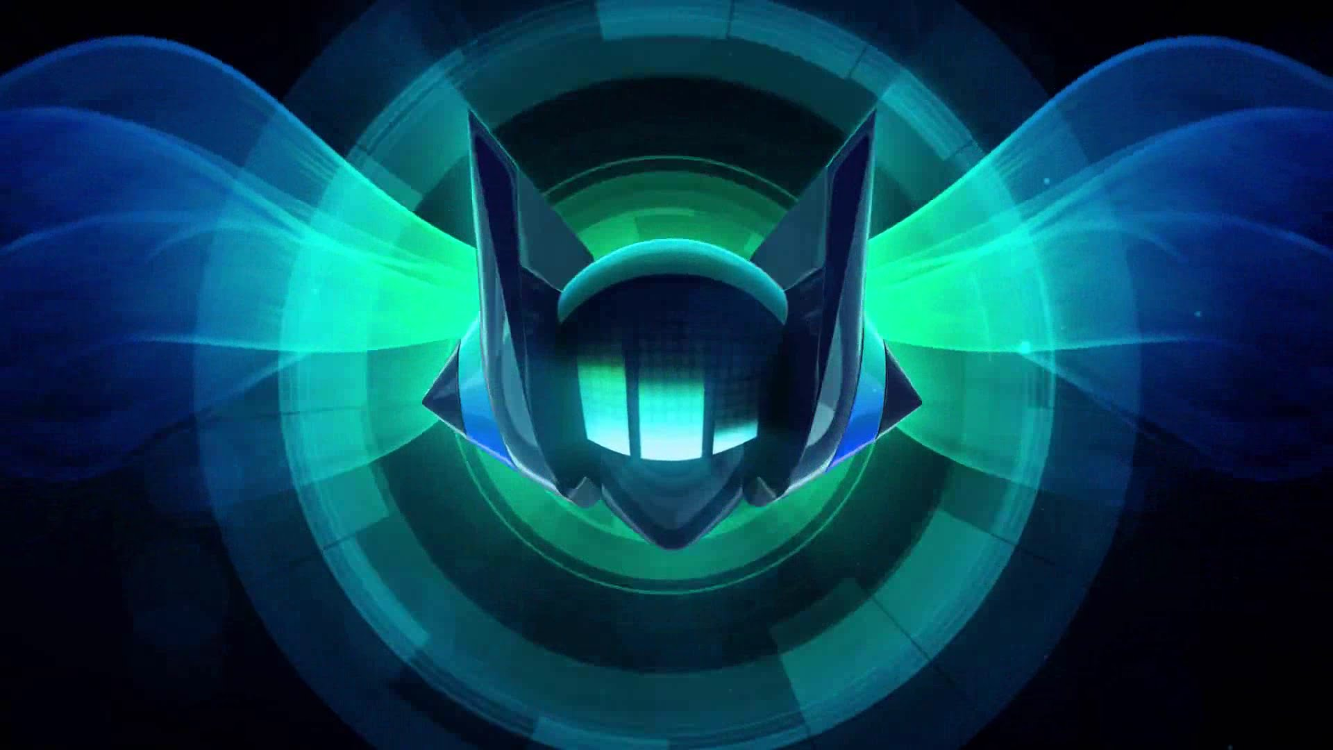 DJ Sona Animated Wallpaper Kinetic 1920x1080