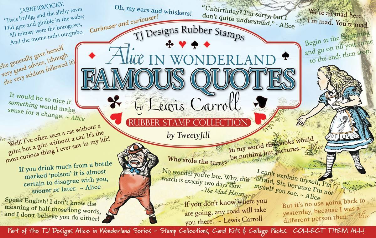 Free Download Alice In Wonderland Famous Quotes Alice In