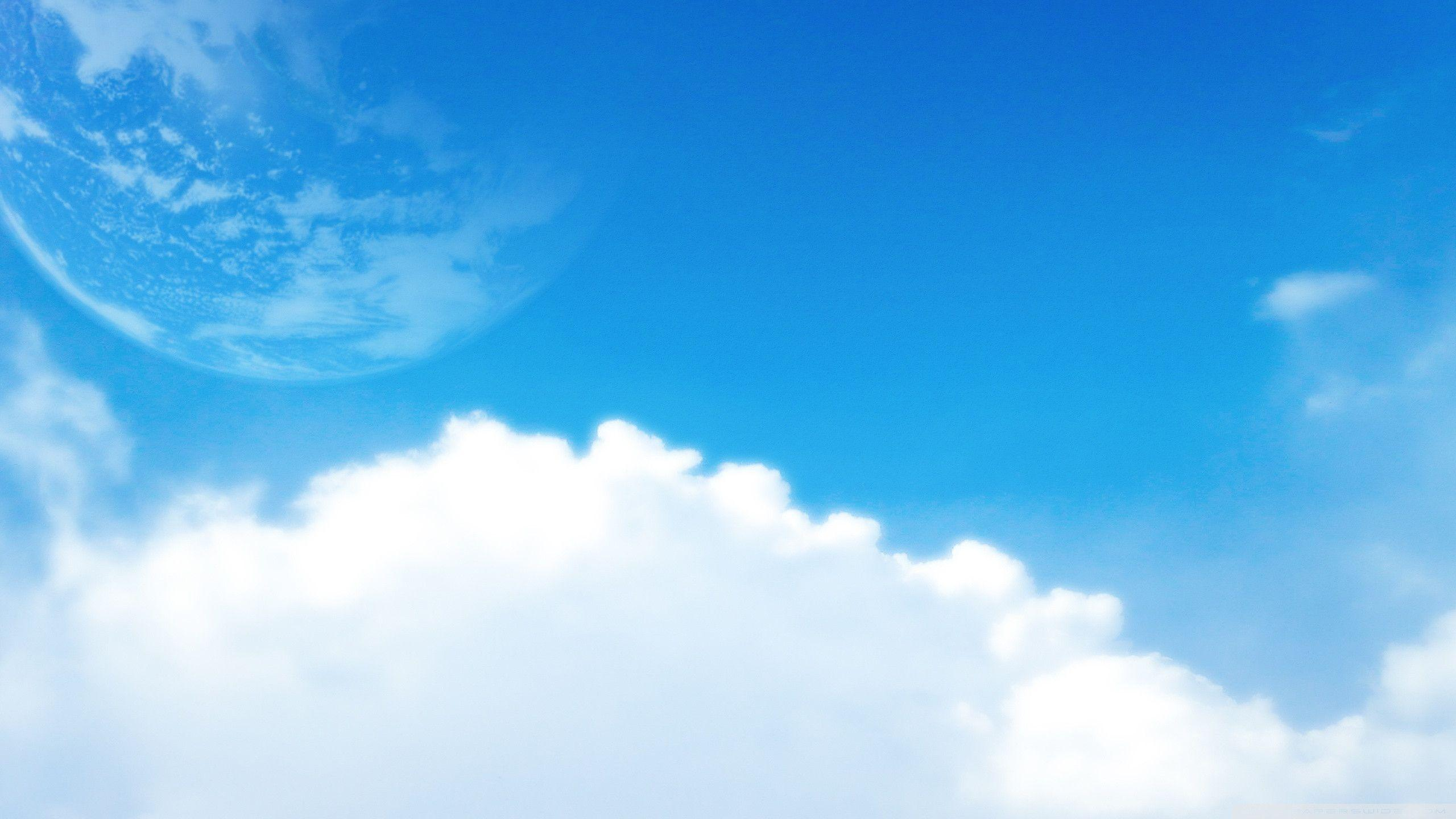 Blue Sky Wallpapers 2560x1440