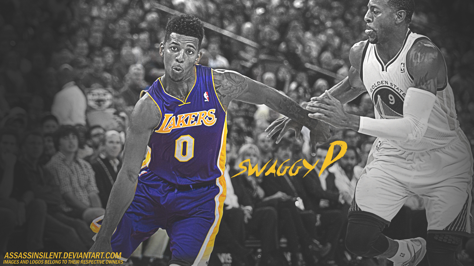 Nick Young Wallpaper Lakers 1600x900