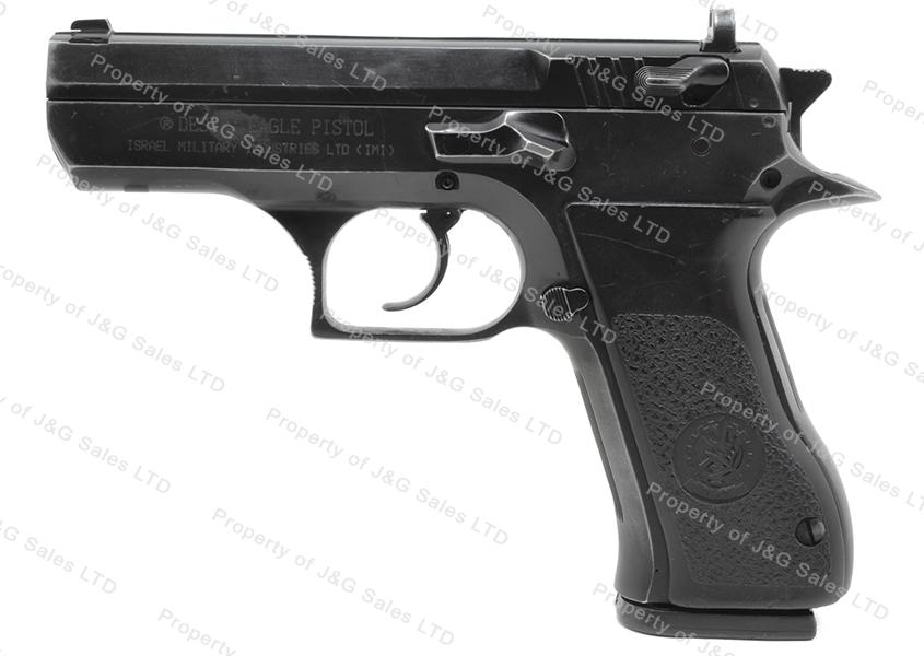 IMI Desert Eagle Semi Auto Pistol 45ACP Baby Style G VG 845x600