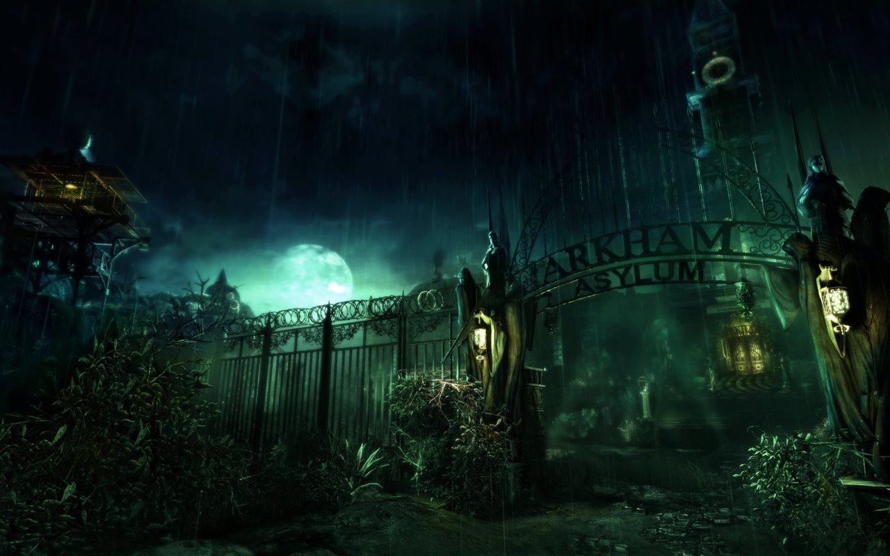 Batman   Arkham Asylum wallpaper 14807 1280x800