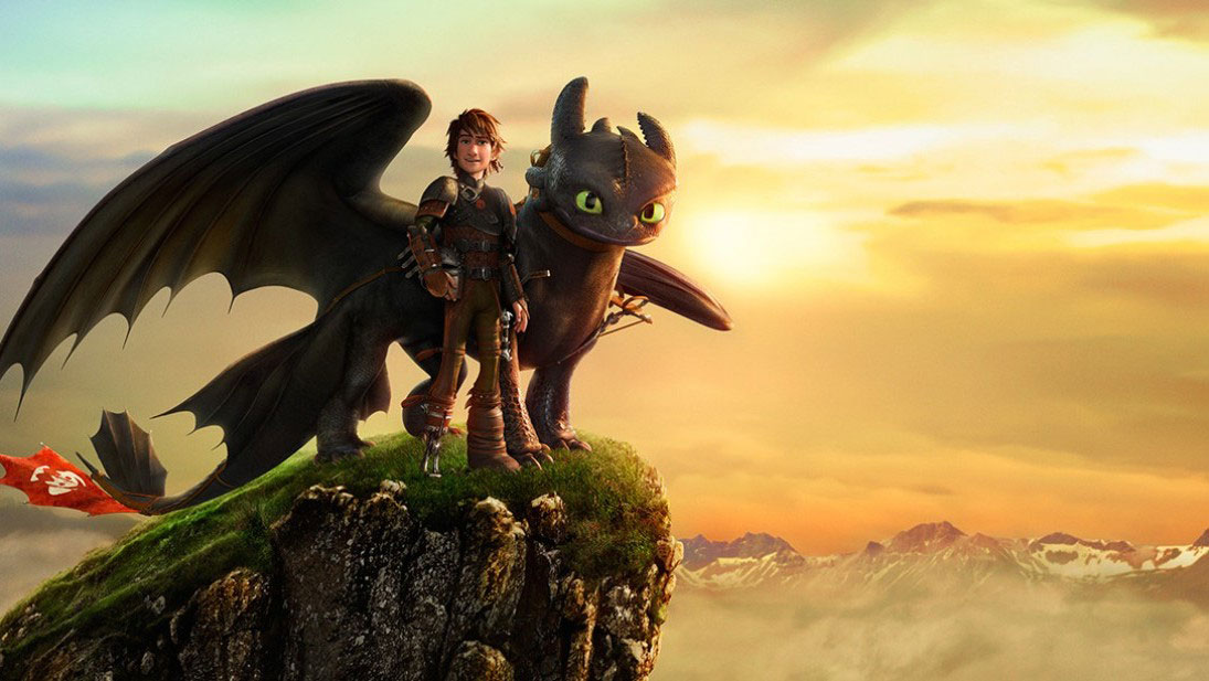 Toothless Dragon Wallpaper Hd Your dragon 2 wallpaper hd 1095x617