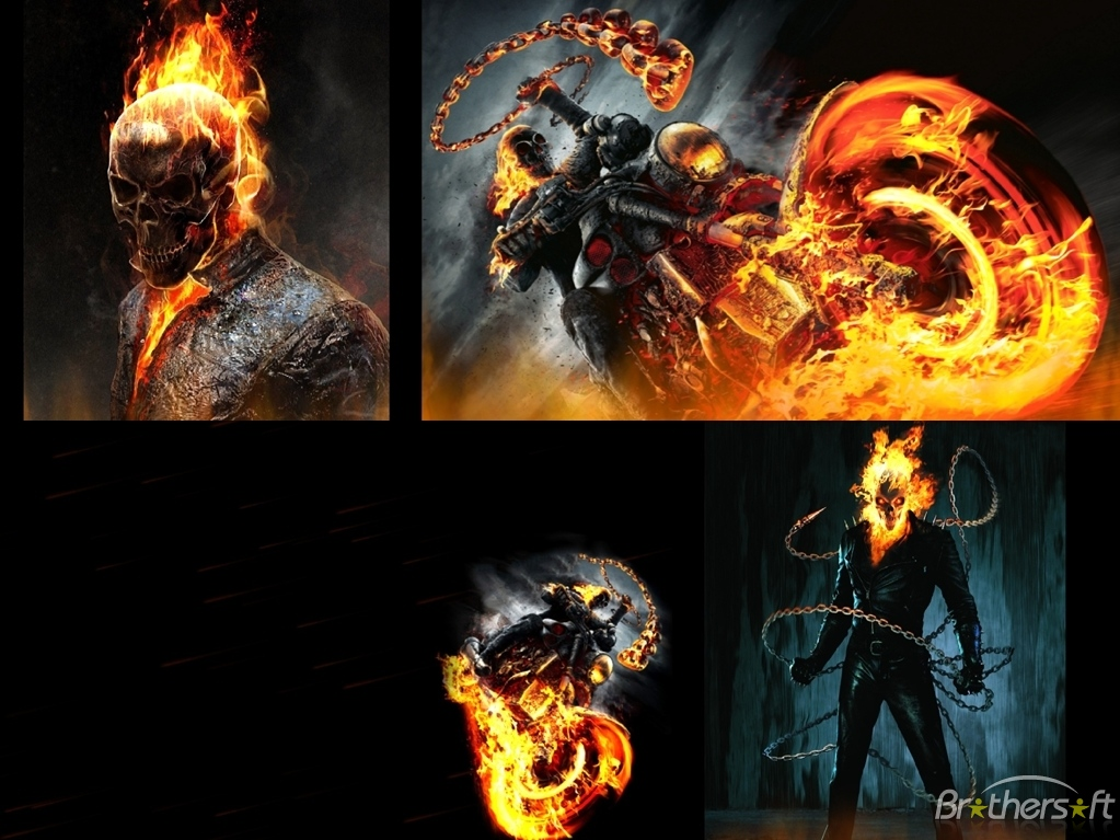 Ghost Rider Animated Wallpaper Ghost Rider Animated Wallpaper 10 1023x767