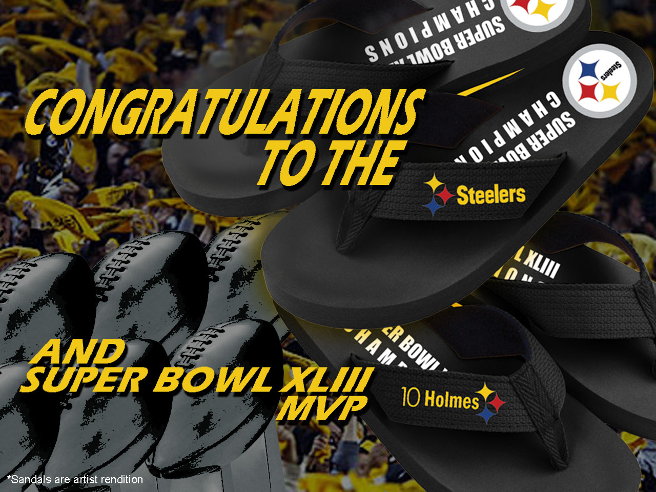 Wallpaper 2009 Pittsburgh Steelers Championship 1280 px 1280x960