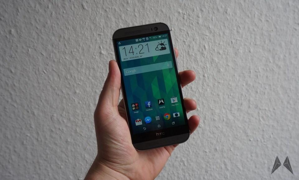 HTC One M9 Erstes Wallpaper verrt uns die Displayauflsung 960x578