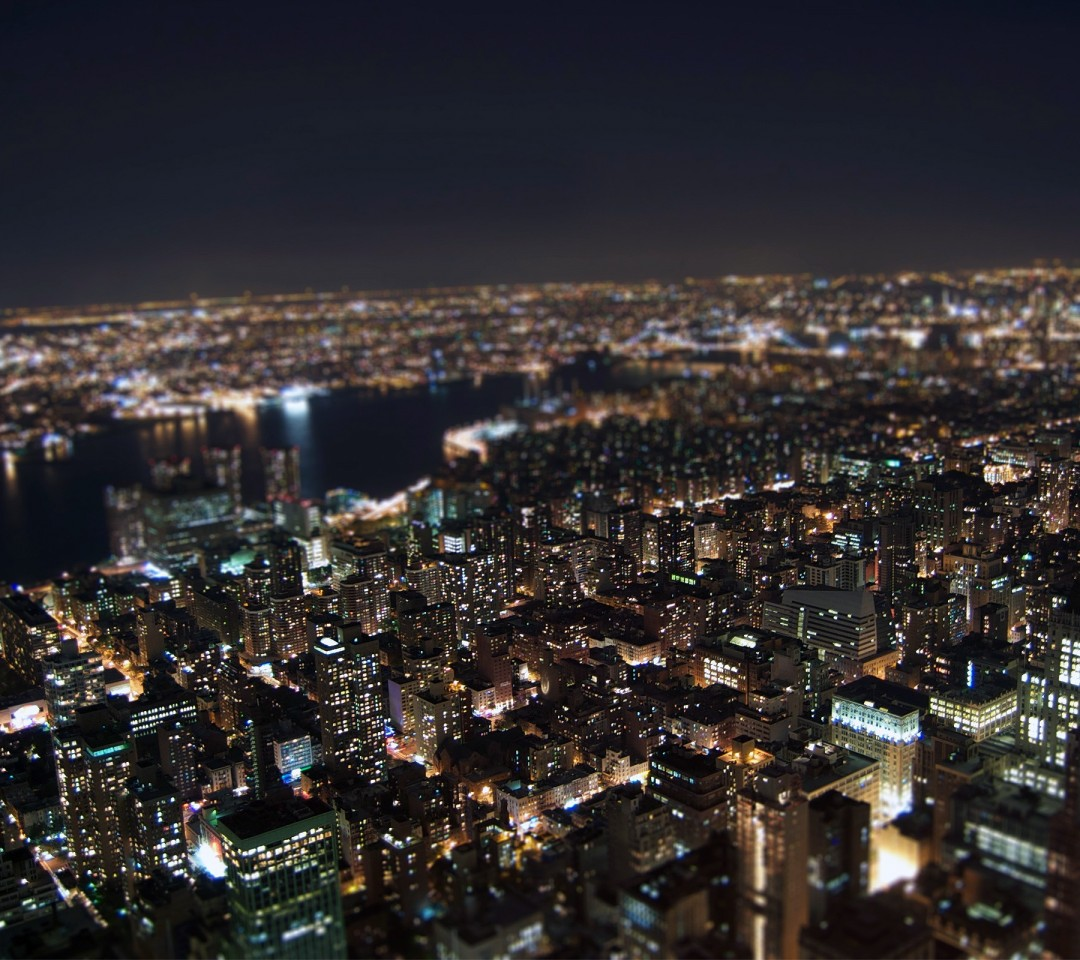 Best New York City Lights Desktop Background 1080x960 pixel City HD 1080x960