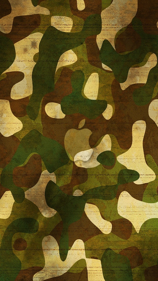 Military Camouflage Wallpaper   iPhone Wallpapers 640x1136