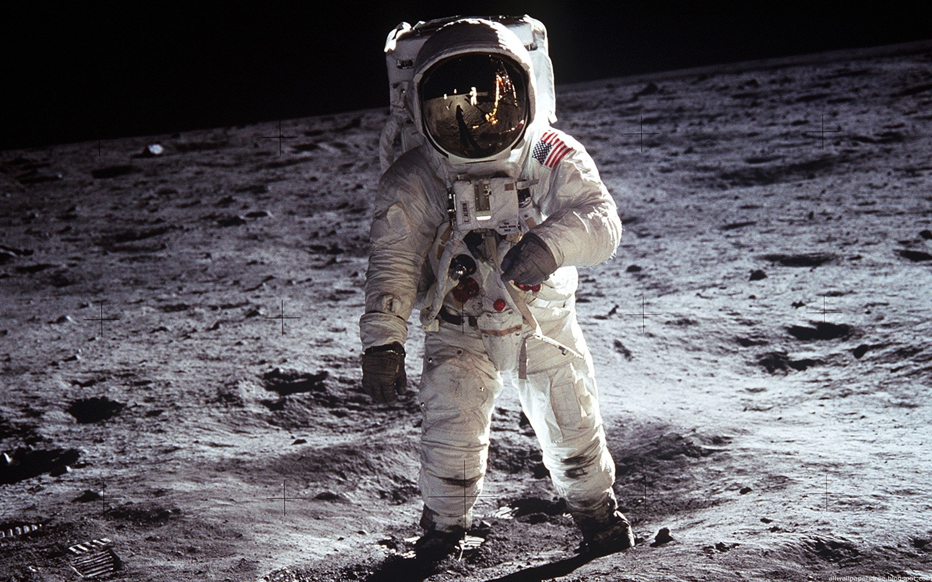 Moon Walk HD Wallpaper Background Image 1920x1200 ID111184 1920x1200