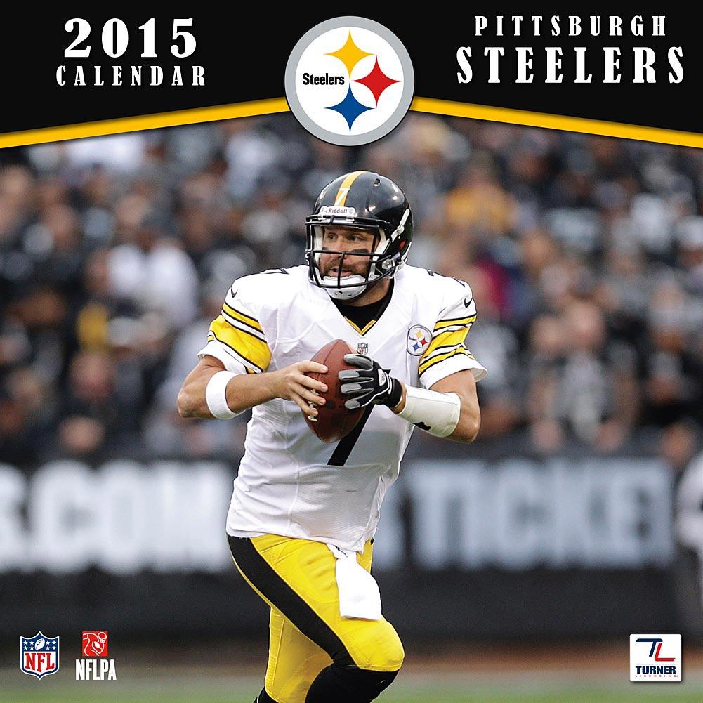 gt Pittsburgh Steelers gt Pittsburgh Steelers 2015 Wall Calendar 1001x1001