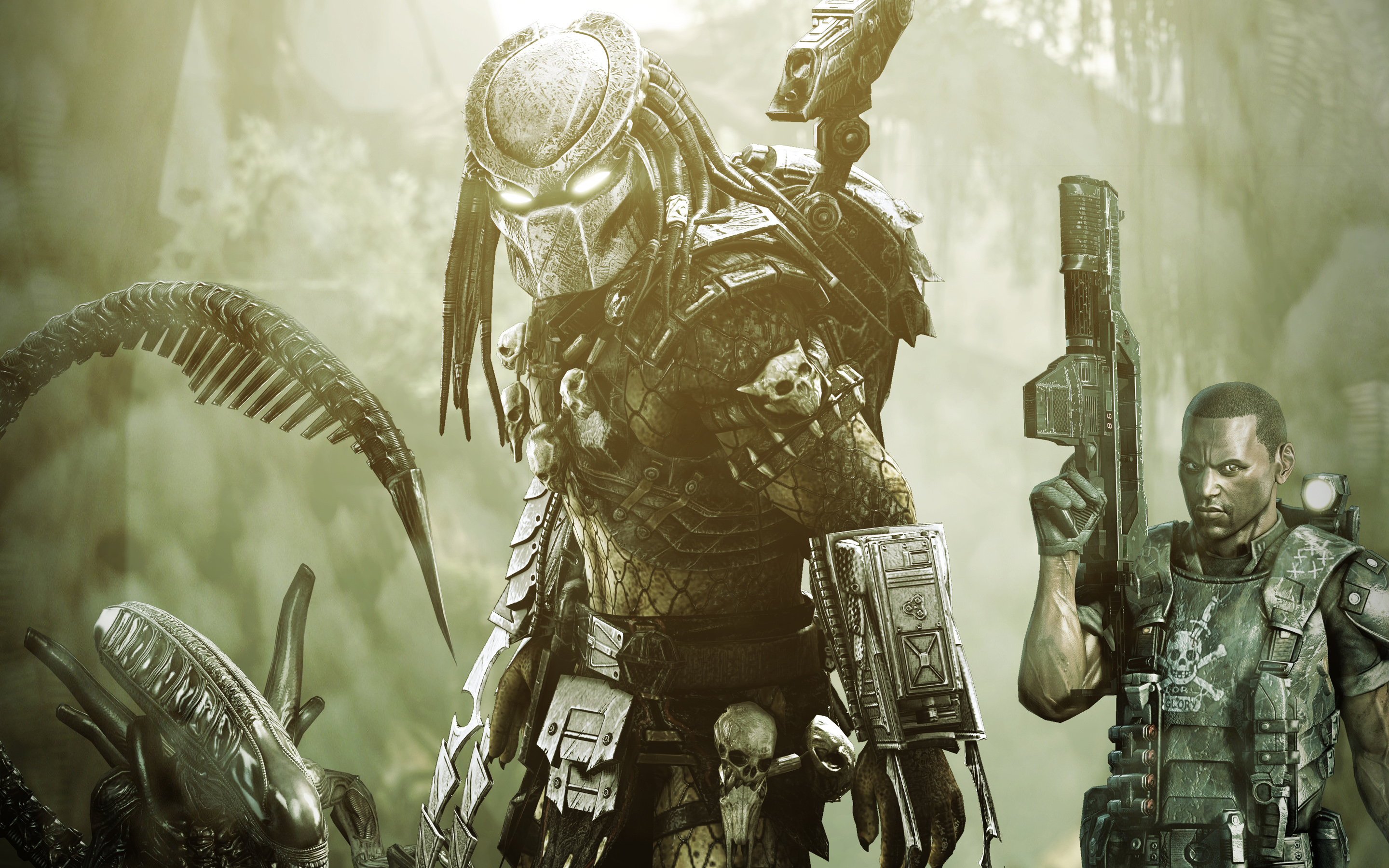 74 Predator Wallpaper Hd On Wallpapersafari