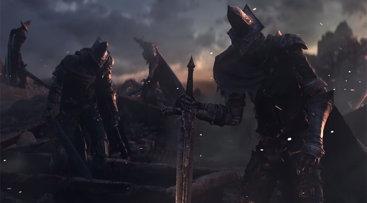 Abyss watchers wallpaper wallpapersafari - Watchers dark souls 3 ...