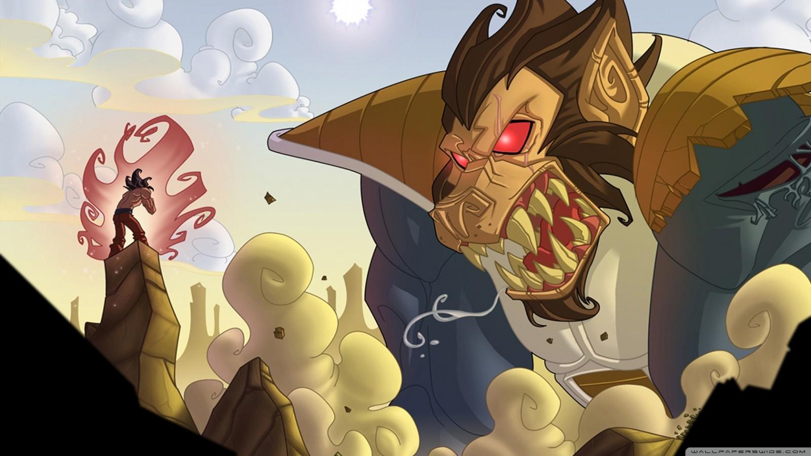 Vegeta Goku Wallpaper 1600x900 Vegeta Goku Anime Dragon Ball Z 1600x900