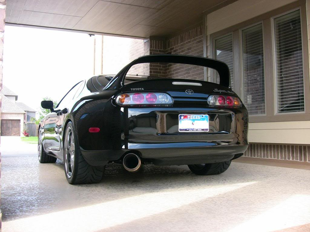 Toyota Supra Hd Wallpaper Racing Modified Amazing Bodykit Flashy Car 1024x768