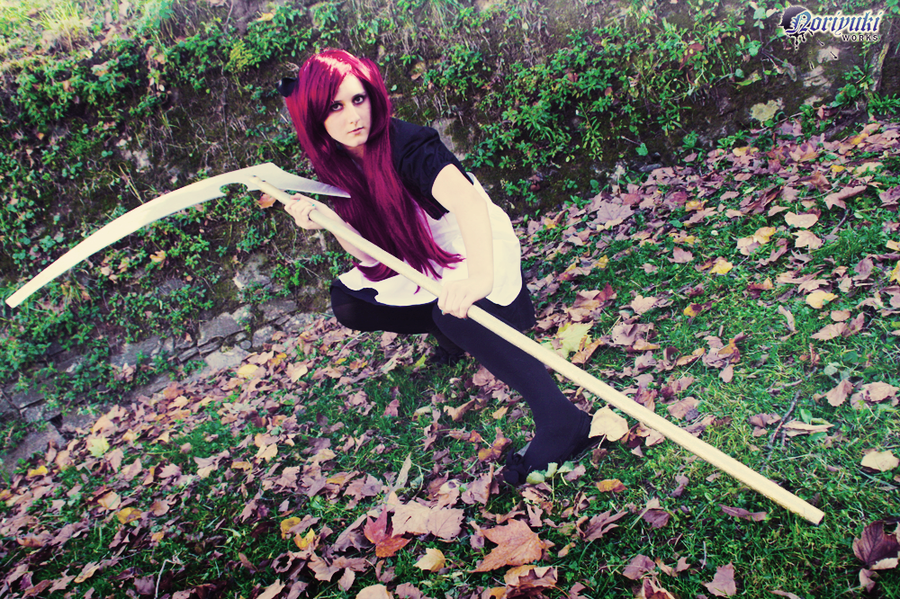 Airi   Queens Blade by GloomyElls 900x599