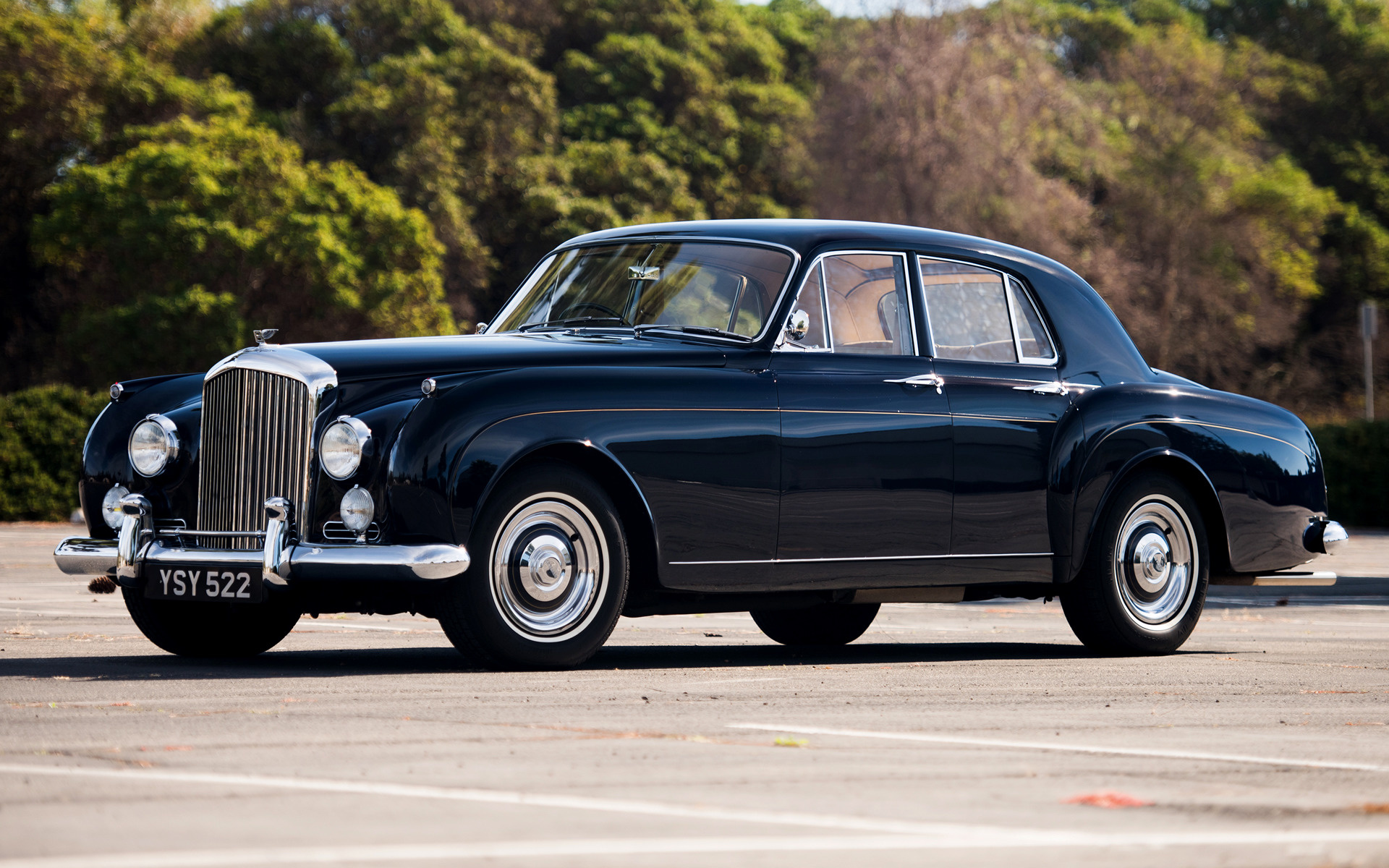 1957 Bentley S1 Continental Flying Spur by Mulliner UK 1920x1200