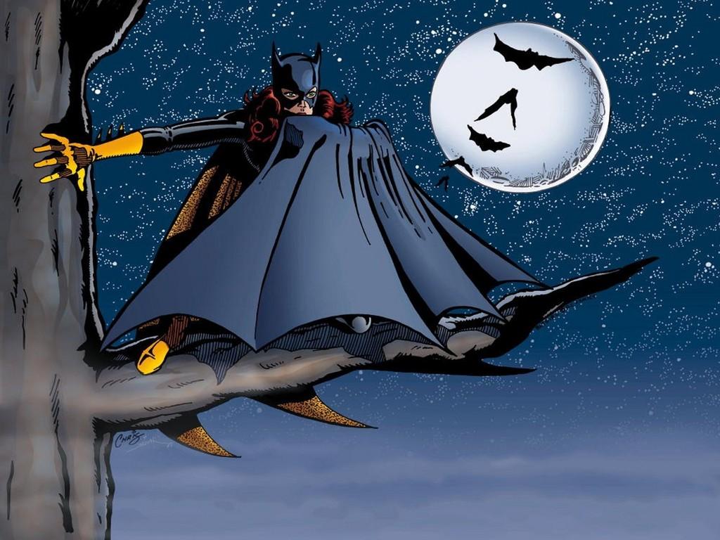 BatGirl Wallpapers   Cartoon Wallpapers 1024x768