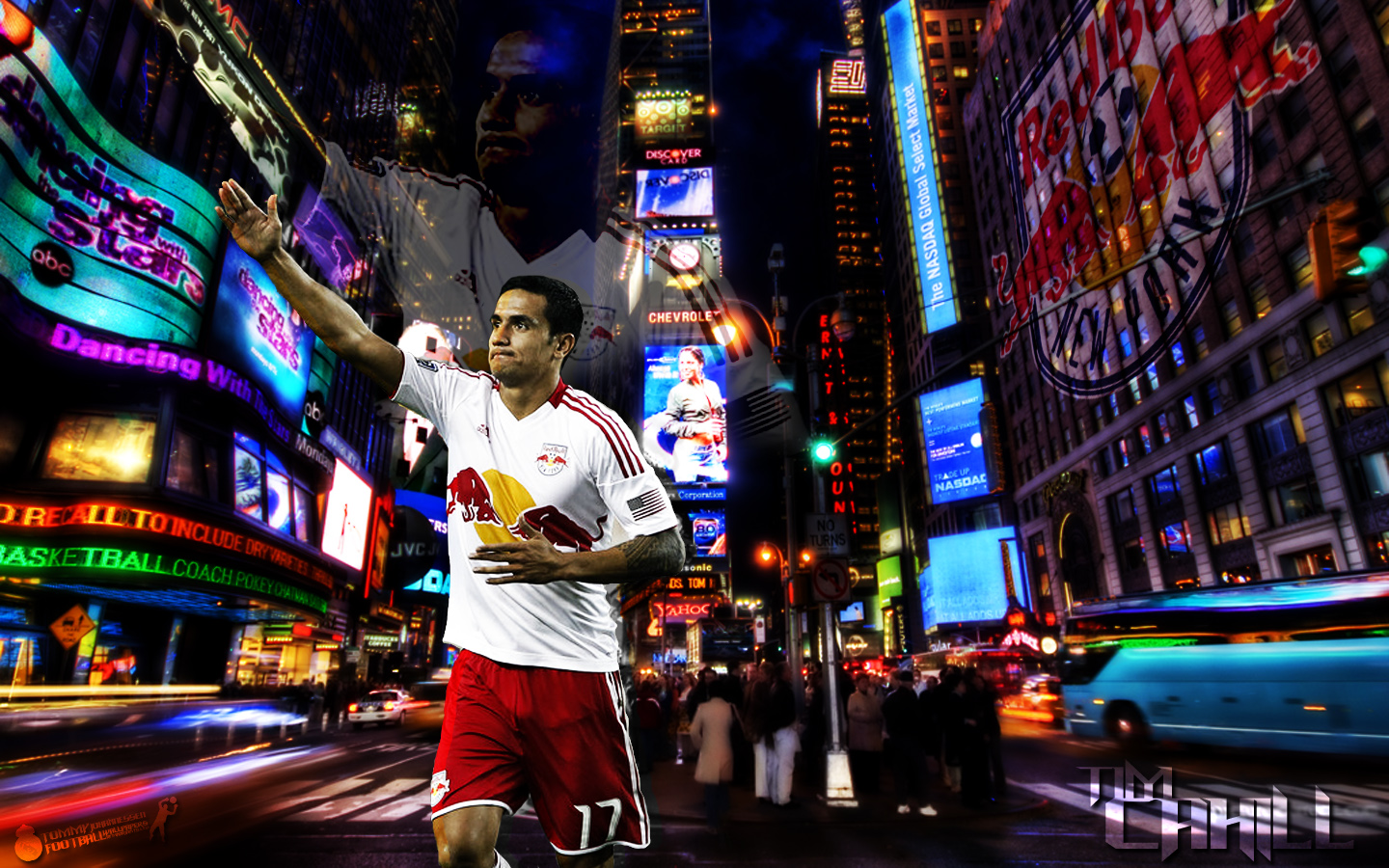 Free Download New York Red Bulls Hd Football Wallpapers 1440x900