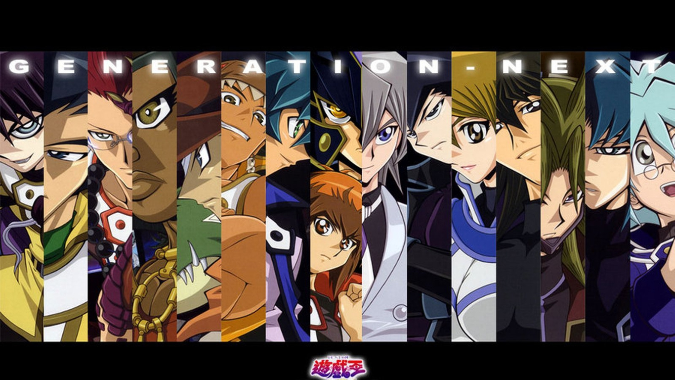 bQ6d Ifxn8ks1600421801 1366x768 YuGiOh GX wallpaper by widzillajpg 1366x768