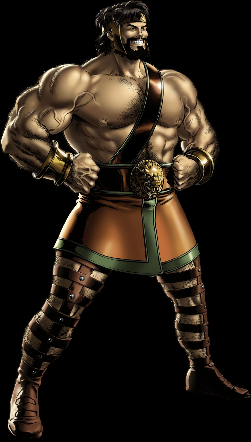 Marvel Avengers Alliance Hercules by ratatrampa87 1024x1803