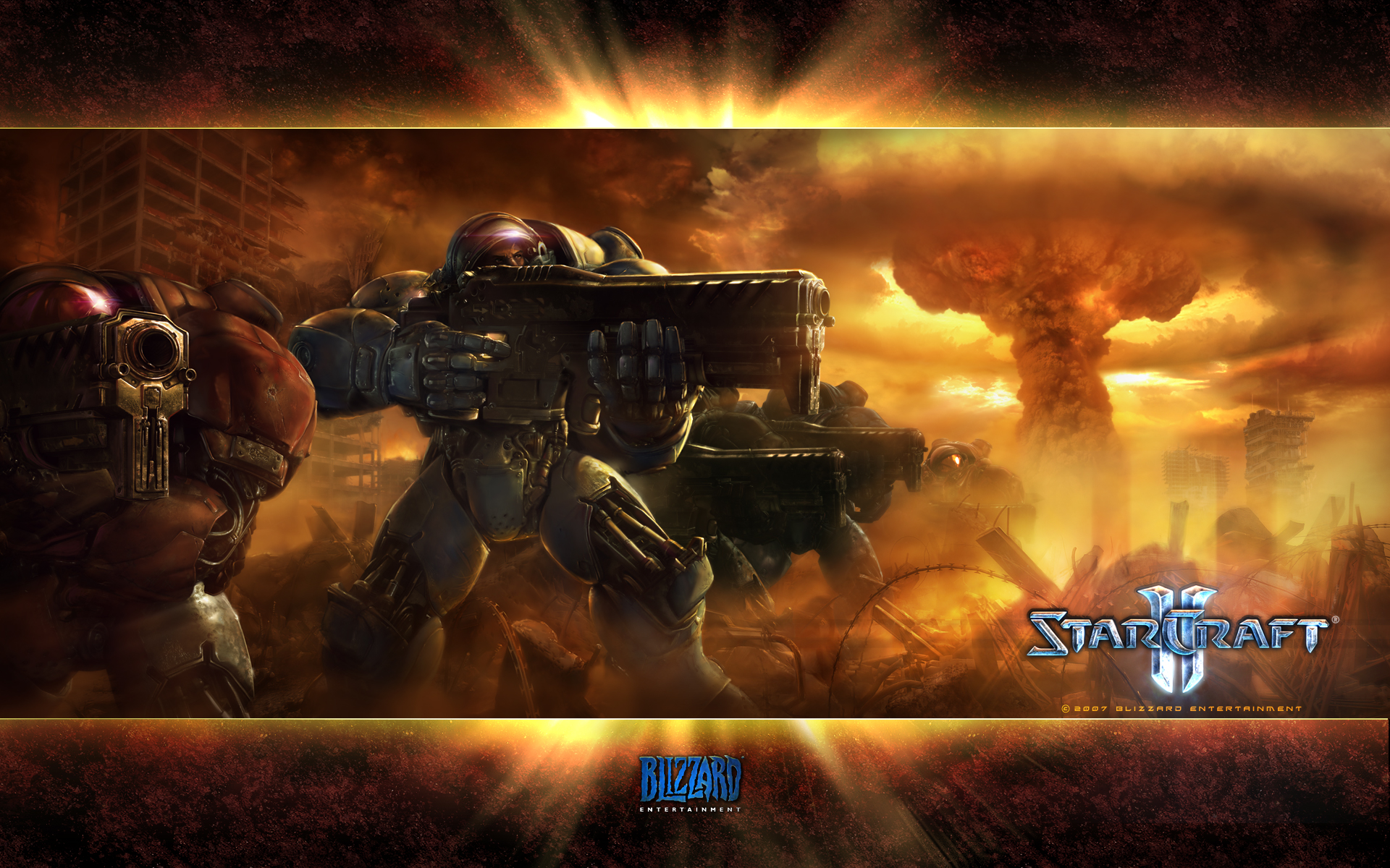 StarCraft II 1920x1200