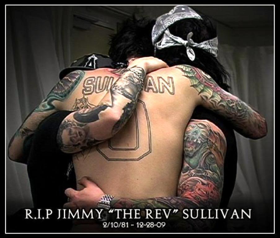 RIP The Rev Wallpaper 904x768