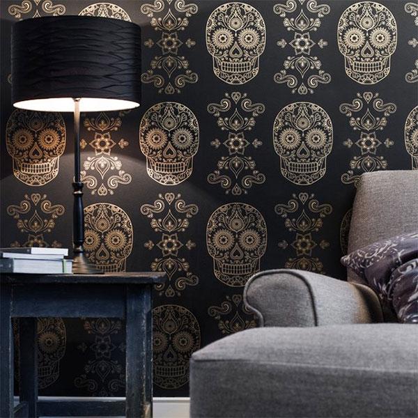 Wall decor 25 fabulous wallpaper designs   Blog of Francesco Mugnai 600x600
