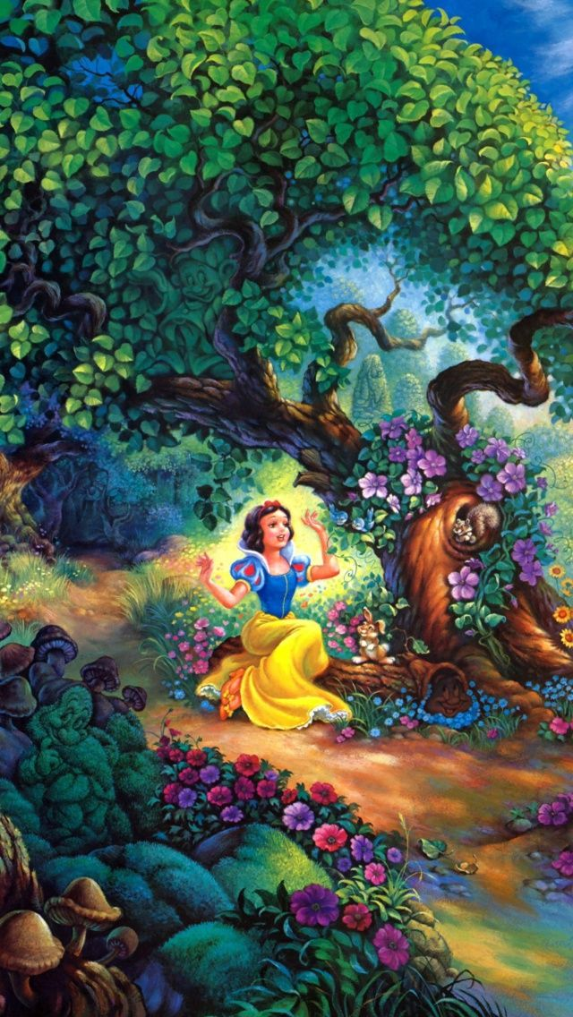 49 Disney Wallpaper For Iphone 5 On Wallpapersafari