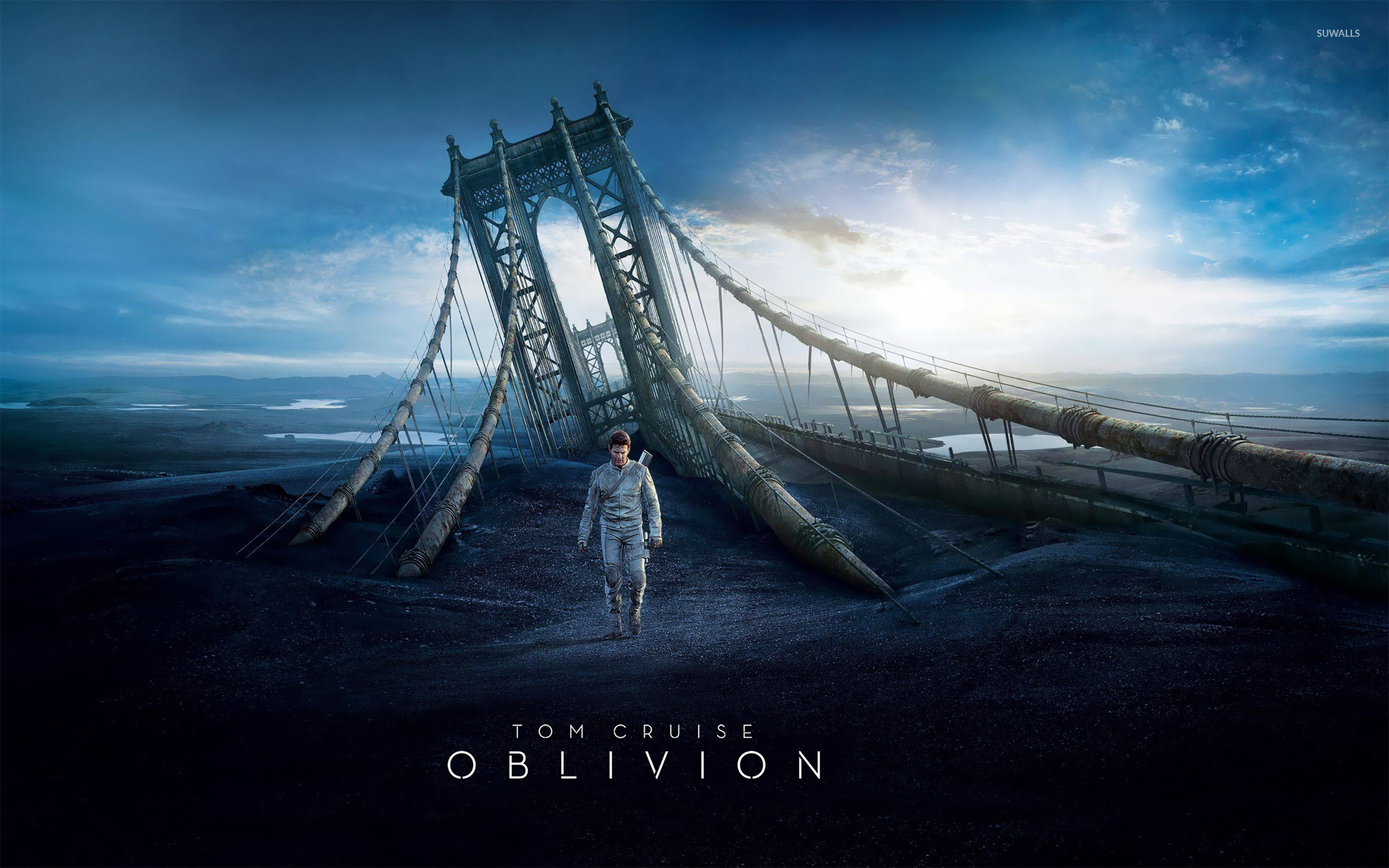Jack Harper   Oblivion [3] wallpaper   Movie wallpapers   18624 1920x1200