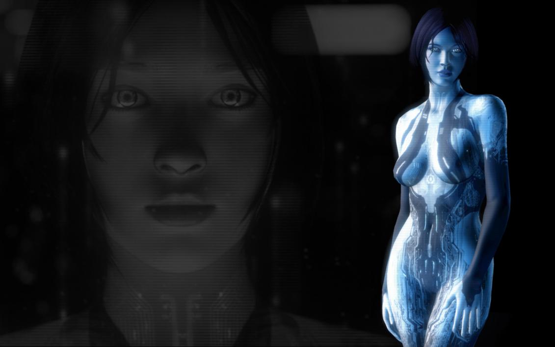 Halo4 Cortana WP by Psychosis2013 1131x707