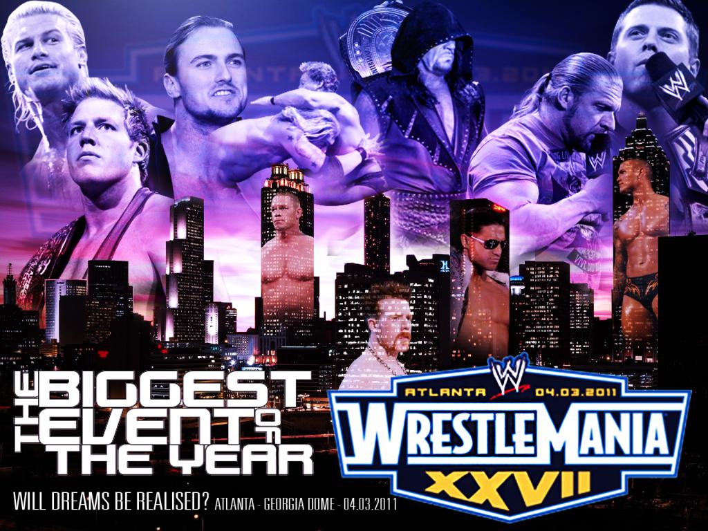 The Showcase of Immortals WrestleMania XXVII Predictions 1024x768