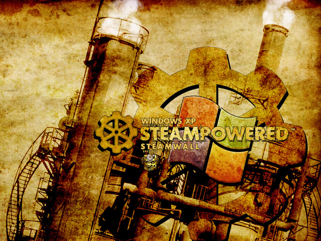 WinCustomize Explore Wallpapers Steampunk Steampowered 1024x768