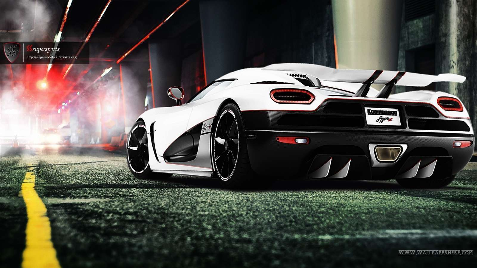 Pics Photos   Related Wallpaper For Koenigsegg Agera R New 1600x900