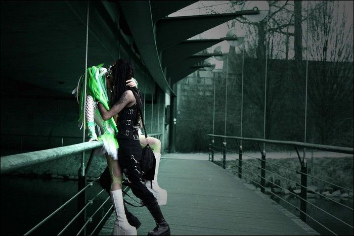 Cyber Goth Girls Damn Cool Pictures 700x467
