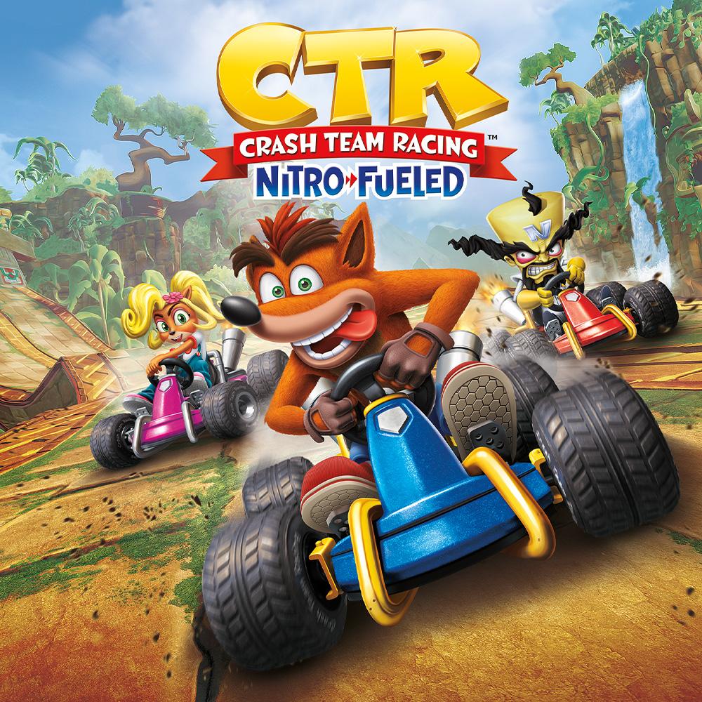 Crash Team Racing Nitro Fueled Nintendo Switch download 1000x1000