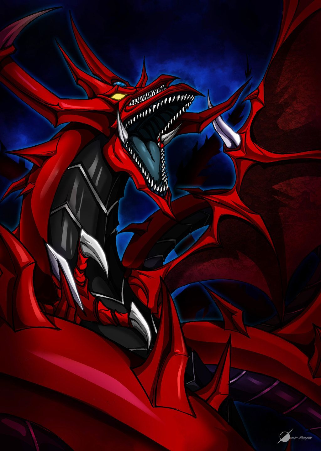 Slifer The Sky Dragon Wallpaper 106 images in Collection Page 3 1024x1440