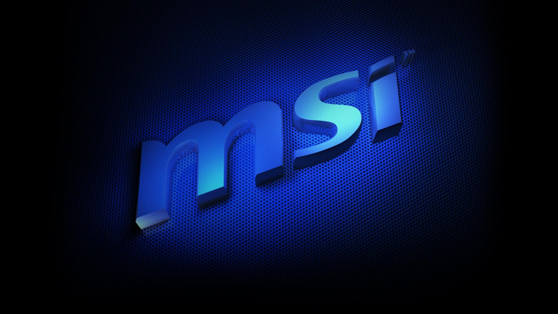 44 msi hd wallpapers on wallpapersafari - Msi logo wallpaper ...