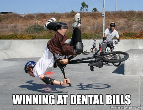At The Dental Jokes Seniors Circle Calgary Canada 500x386