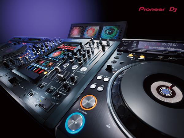 Pioneer DJ Wallpaper 600x450