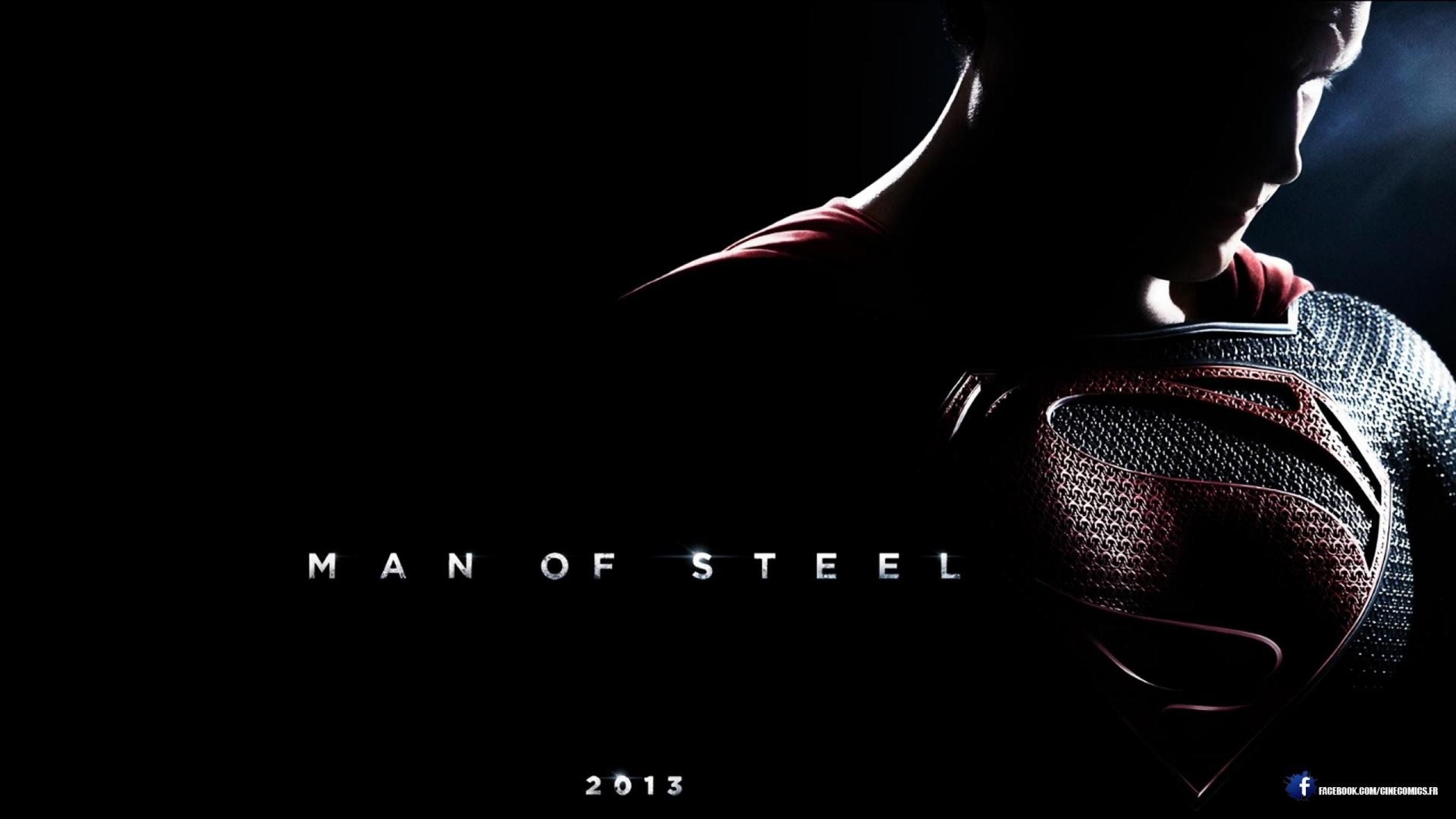 man of steel movie 1920x1080 wallpaper High Resolution WallpaperHi 2560x1440