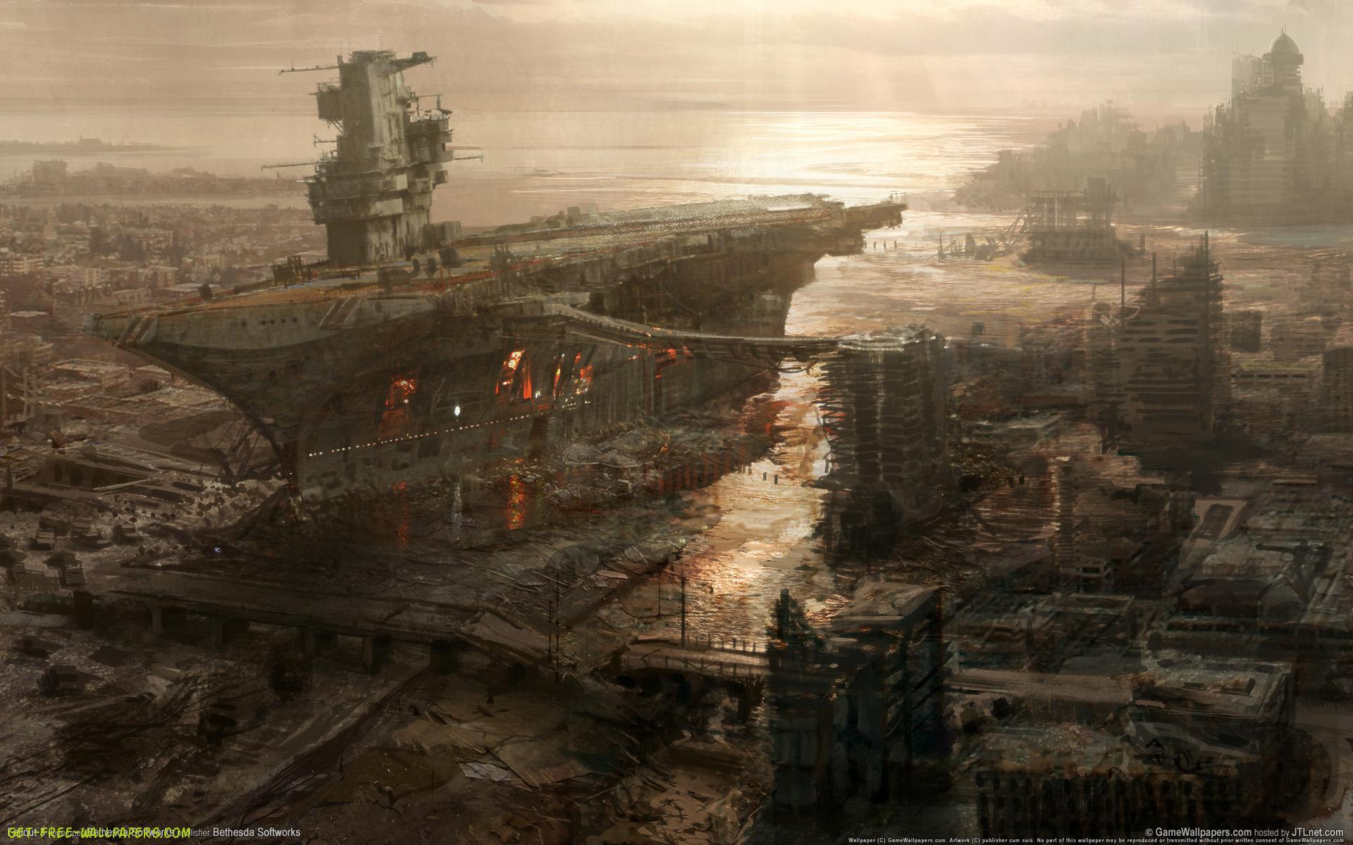 Fallout Wallpaper 1920x1200