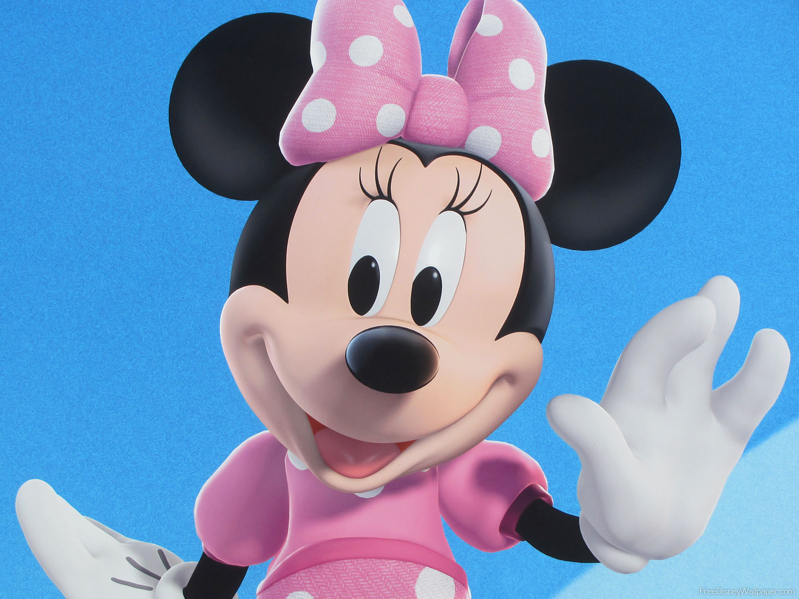 [43+] Baby Minnie Mouse Wallpaper on WallpaperSafari