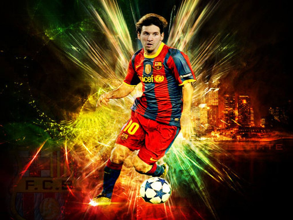 Messi Wallpapers 2015 HD 1024x768